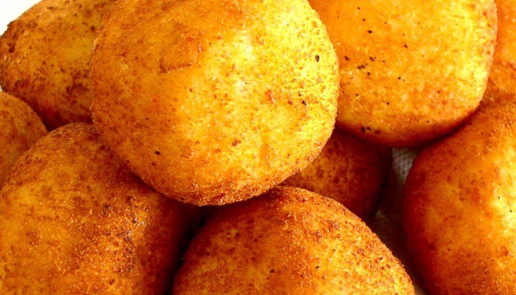 Arancini Mozzarella