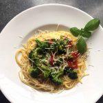spaghetti mit brokkoli