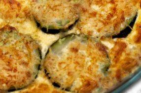 zucchini al forno