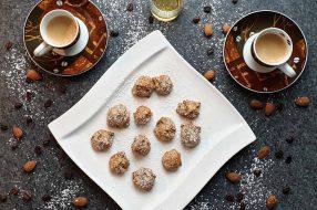 Amarettini Kekse