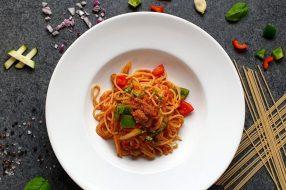 Thunfisch Zucchini Pasta